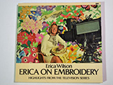 Erica on Embroidery Highlights from the Television Series Erica Wilson