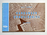 Hardanger Embroideries 2nd Series DMC