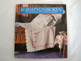 Korsstygnsboken 30 handarbeten med traditionella monster Crossstitch More than 30 classic projects Katrin Cargill クロスステッチ参考書