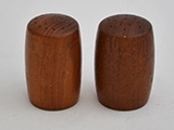 Teak Salt Pepper